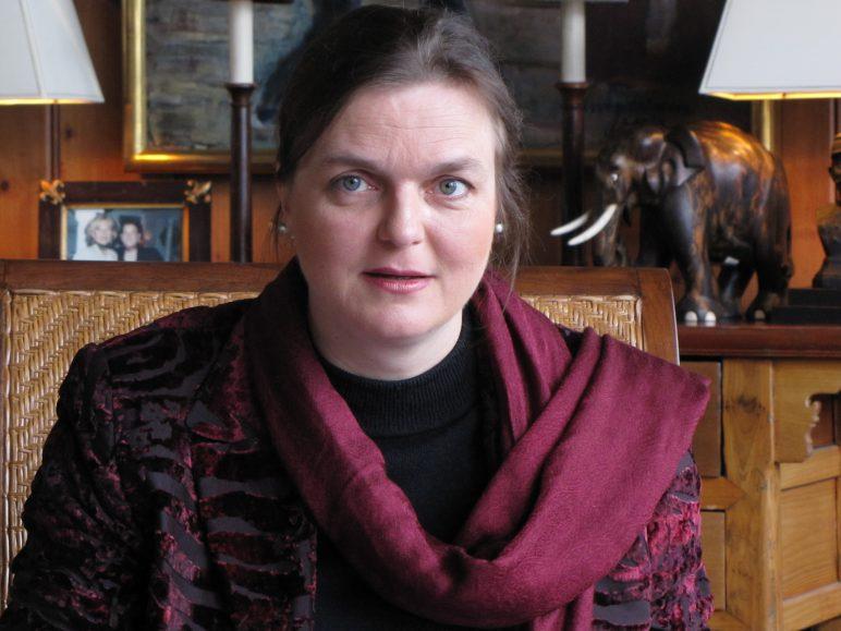Sprecherin & Filmgeschäftsführung - Kia Ahrndsen