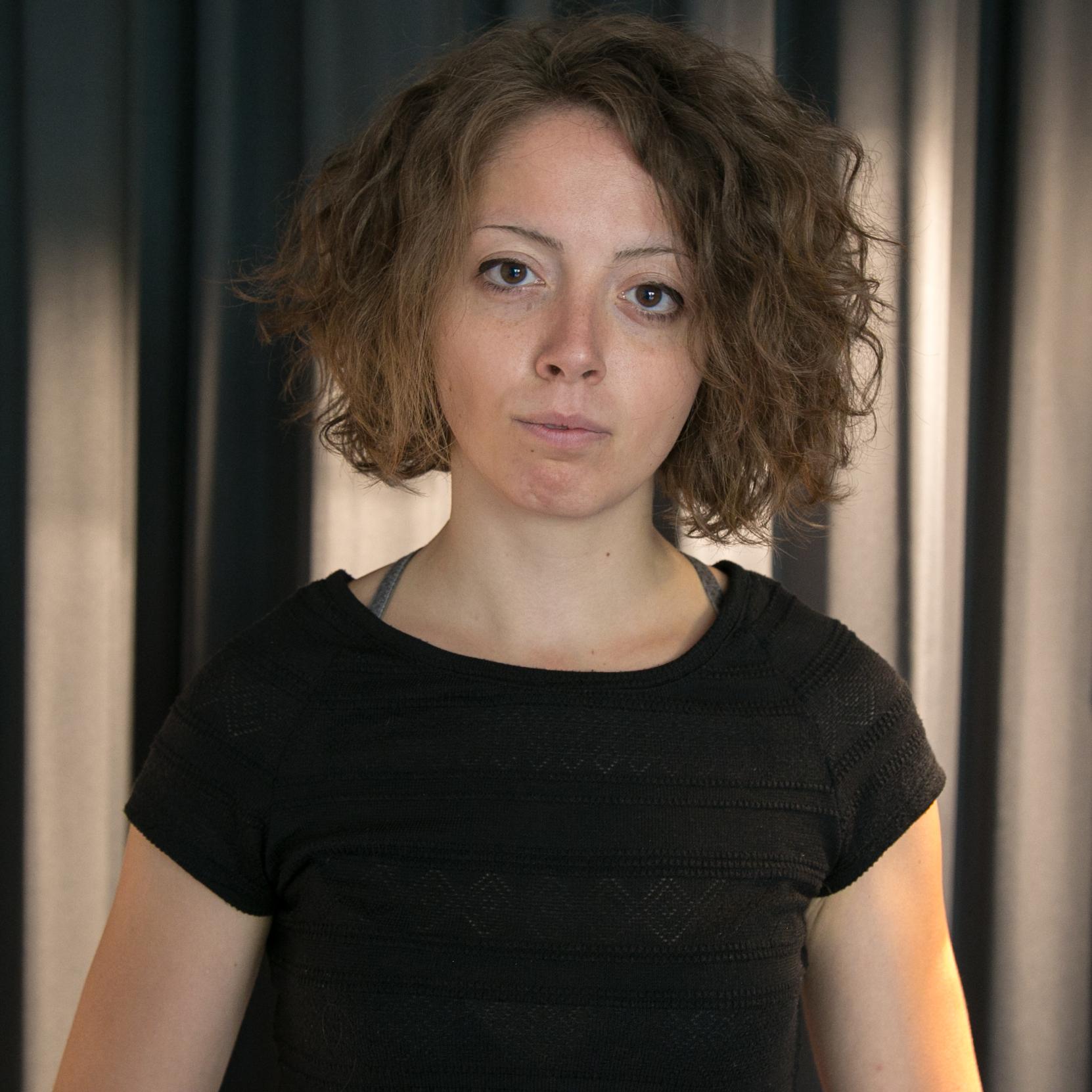 Kameraassistenz - Annachiara Gislimberti